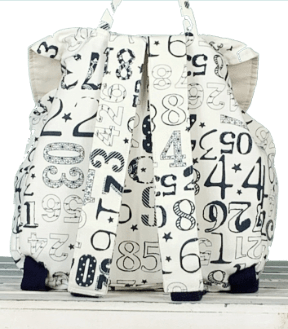Backpack Child- Numeric