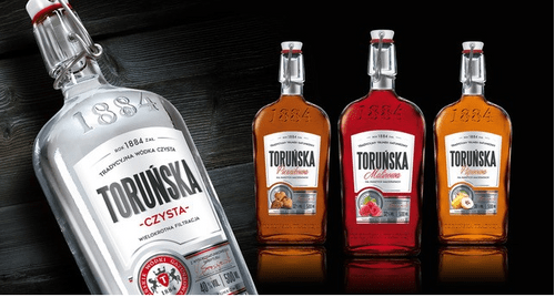Vodka Torunksa (50cl)