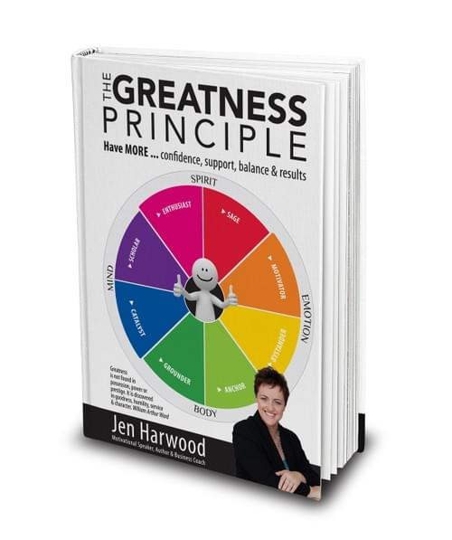 Greatness Principle Book