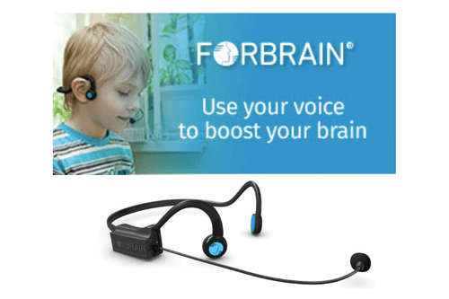 Forbrain Headset - For Improved Speech, Memory and Attention LIMITED TIME