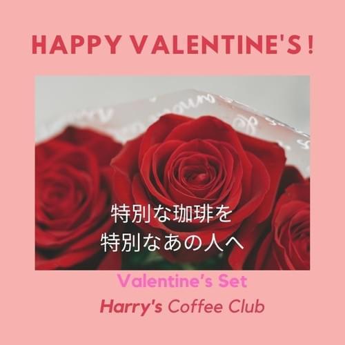 特別な珈琲を、特別な人へ バレンタイン・スペシャルセット(500g、送料無料)