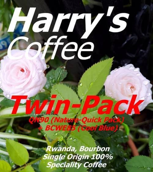 期間限定商品  ホットとアイスのセット。「Twin-Pack」(160g、送料無料)
