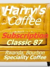 定期購入(月次)Classic 87(240g、送料無料)