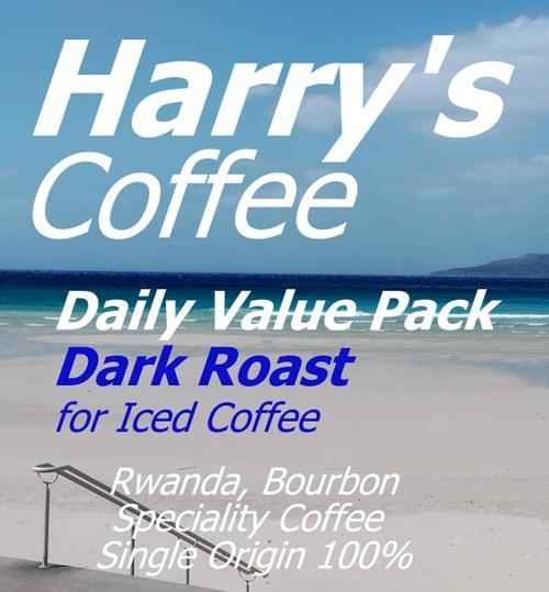 「夏、新商品」Daily Value Pack アイス用Dark Roast(450g、送料無料)