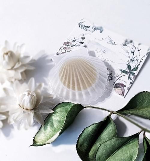 Poetes Fleur Natural Perfume Botanical Greens, Soil, Jonquil, Daffodil