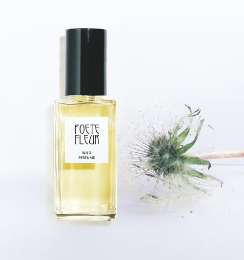 "Natural Perfume  ""Poetes Fleur"" Soil, Green, Jasmine, Daffodil, Jonquil 8 ml"