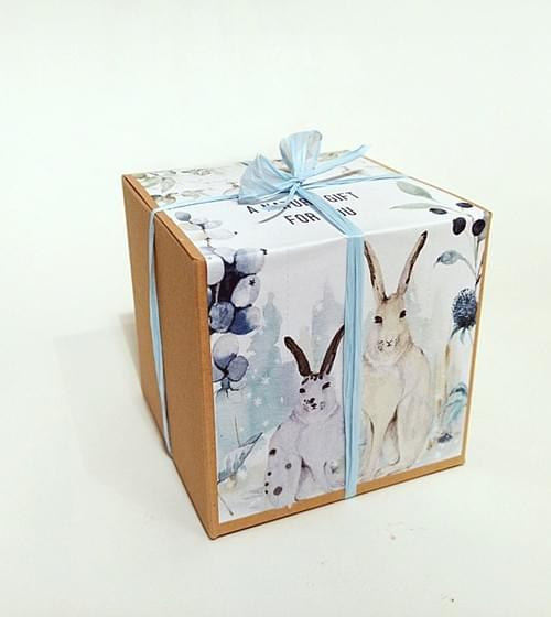 Herb Seed Bombs Gift Box for the Holidays