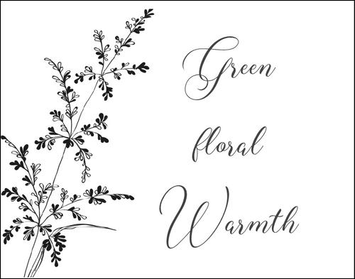 "Natural Perfume  ""Poetes Fleur"" Soil, Green, Jasmine, Daffodil, Jonquil 5 ml"