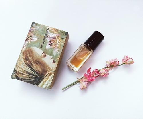 Wonder Natural Botanical Perfume, Labdanum, Jasmine, Citrus