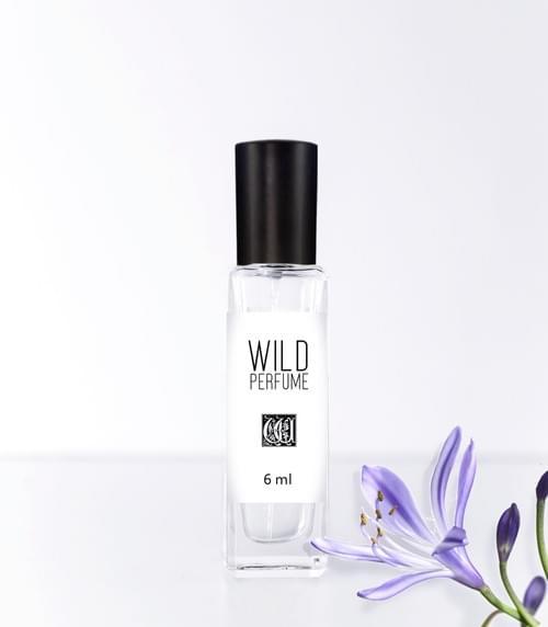 Botanical Perfume, Isobell's Lilies, Botanical Natural Fragrance, Magnolia Leaf Citrus Blossom 6 ml
