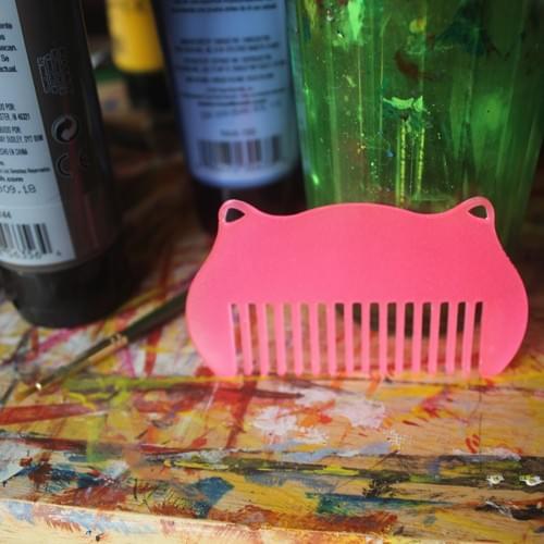 epoxy comb