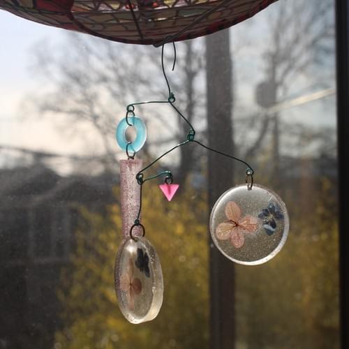 pink n blue III - mobile