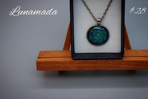 Pendant Necklace by Lunamada
