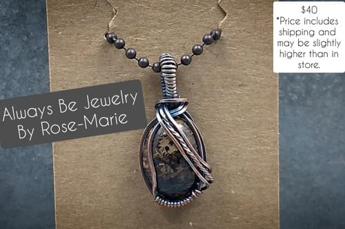 Necklace -- Always Be Jewelry by Rose-Marie