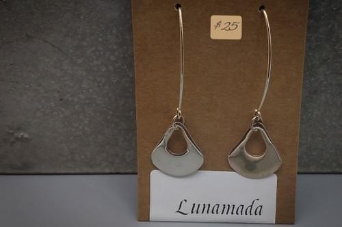 Earrings by Lunmada