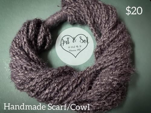 Handmade Scarf / Cowl
