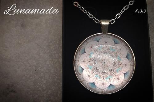 Pendant Necklace by Lunamada