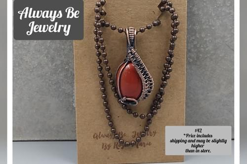 Necklace by Always Be Jewelry