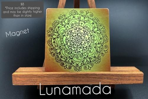 Magnet by Lunamada