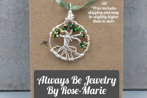 Pendant Necklace by Always Be Jewelry by Rose-Marie