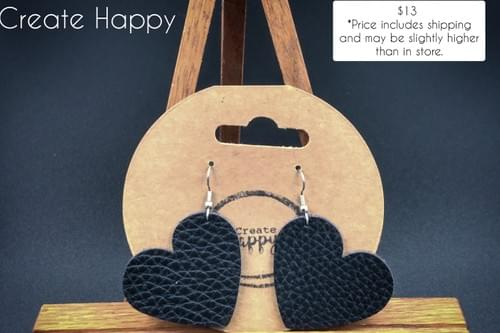 Earrings by Create Happy