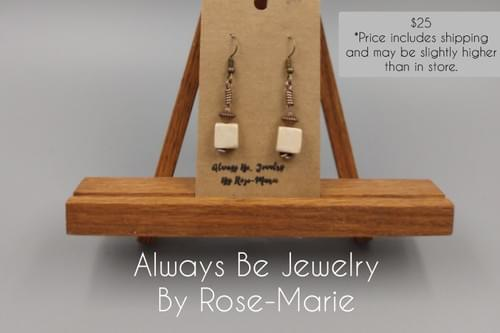 Earrings by Always Be Jewelry by Rose-Marie