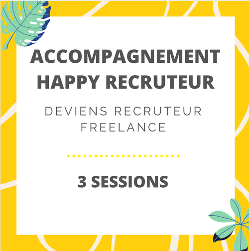 LE COACHING HAPPY RECRUTEUR