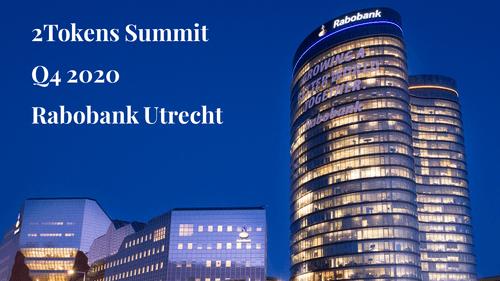 2Tokens Summit Ticket