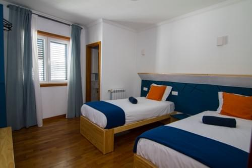 Private standard room (double or twin) *Use the code HEREFORYOU to reduce this by €150*