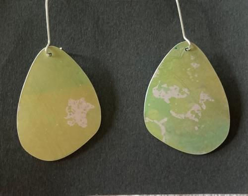 Small Green Pebbles.