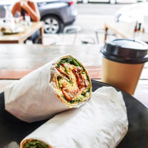 BURRITO BREAKFAST WRAP - DF, GF OPTION