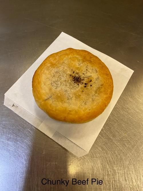 Chunky beef