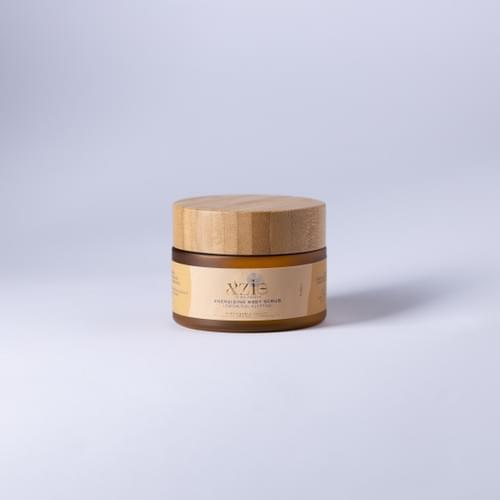 Xzie Energizing Body Scrub - Lemon/Eucalyptus