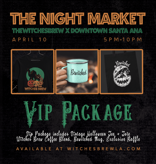 The Night Market 04/10: VIP Bundle (SOLD OUT)