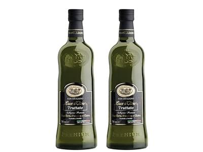 San Giuliano Fruttato EVOO 750ML - 2 pack, free shipping