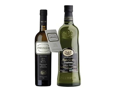Salute!: Primér Estate 500ML & Fruttato 750ML, free shipping