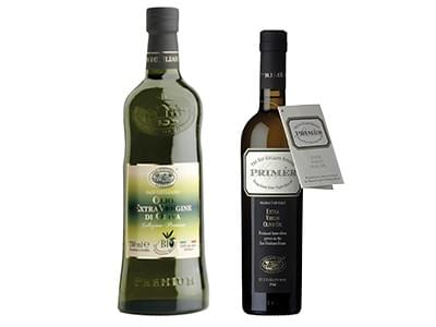 Organic Legacy: San Giuliano Organic 750ML + Primér Estate 500ML, free shipping