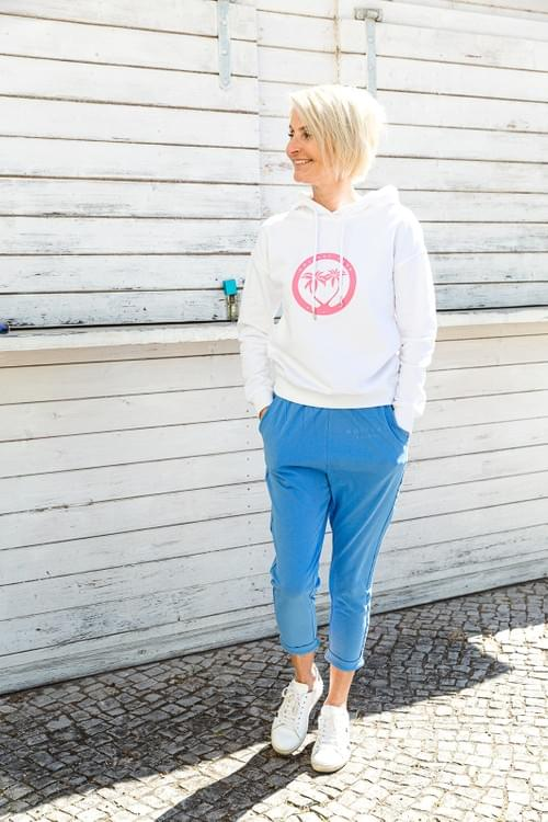 Hoodie neonpink HOLIDAY CLUB