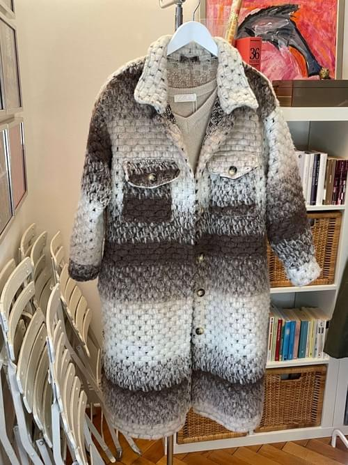 Cozy Wool Coat