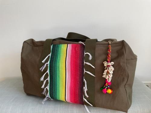 Travel Bag Viva Mexico