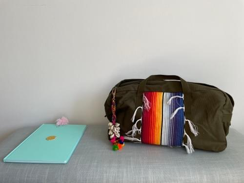 Travel Bag Viva Mexico- small