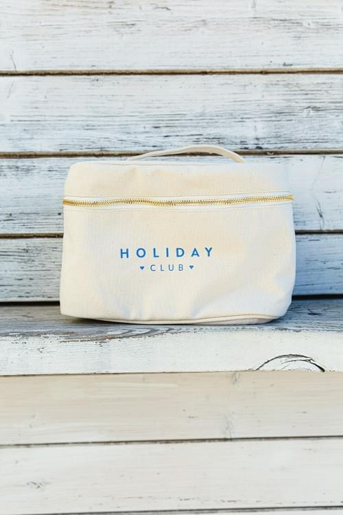 Cosmetic Bag HOLIDAY CLUB