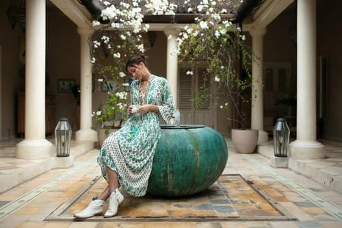 Garden Dress - Miss June