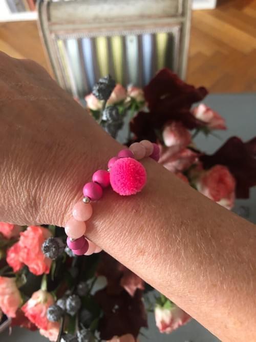 Armband Twin Mala - divers