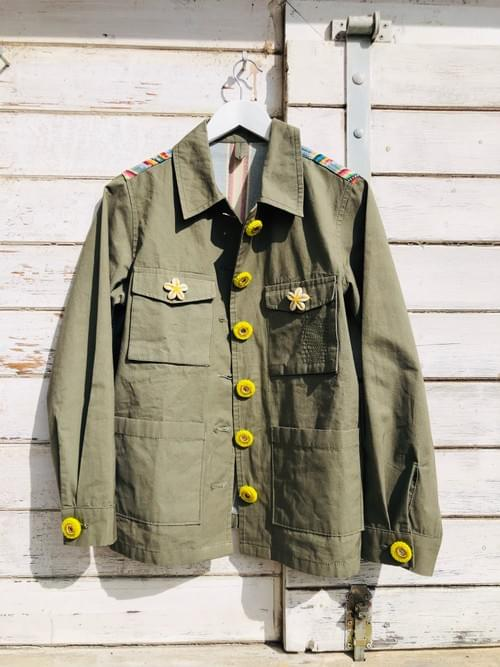 Army Jacket Tulum