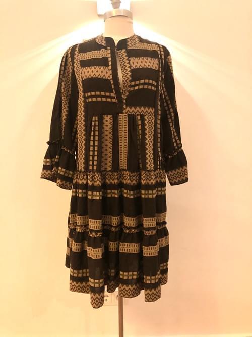 Boho Dress Short