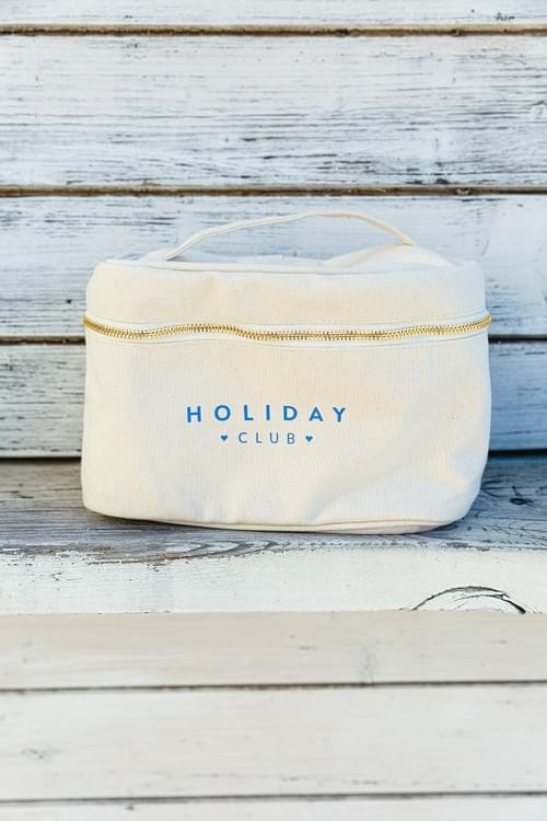 Cosmetic Bag HOLIDAY CLUB