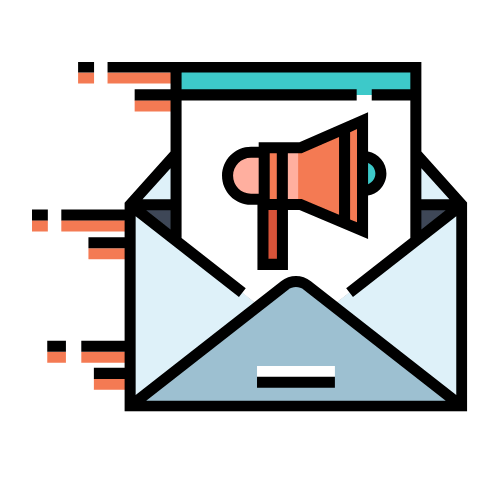 Bi-Weekly Email Blasts (copy, design, build & integration) *6 month term