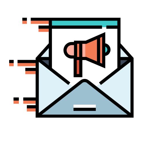 Bi-Weekly Email Blasts (copy, design, build & integration) *6 month term