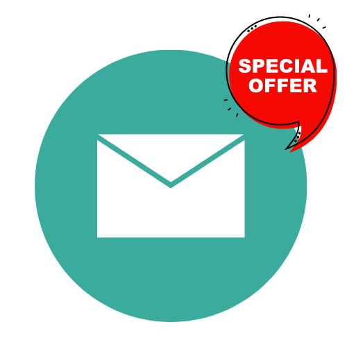 Promo Email Design + Conversion Copy